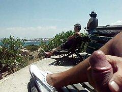 pies bonitos pareja mexicana cogiendo medias