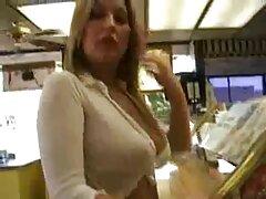 Una buena Niñera le encanta jugar porno con mi hermana mexicana con una pequeña polla.